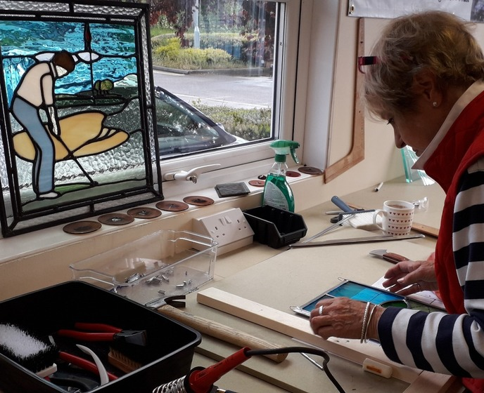 Beginners Stained Glass Courses